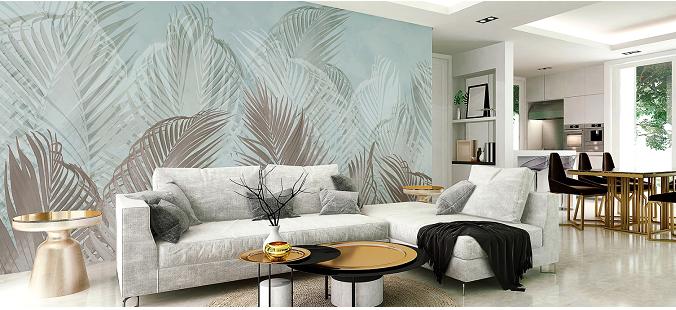 أفضل خمسة استخدامات لورق الجدران