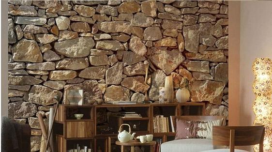 ورق الجدران المناسب في غرفة الجلوس