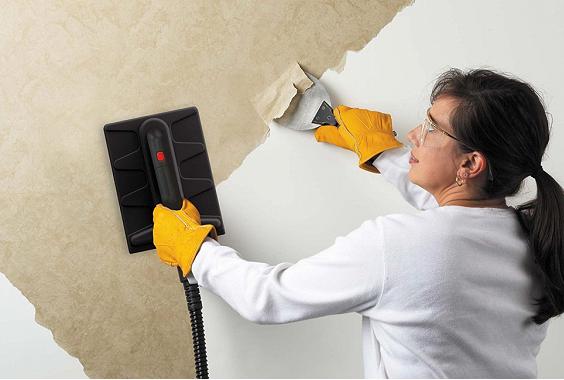 كيفية إزالة ورق الجدران