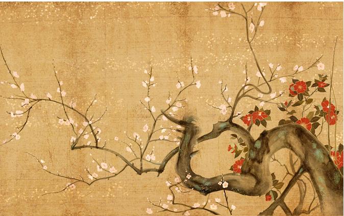 تاريخ صناعة أوراق الجدران